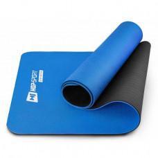 Мат для фитнеса TPE 0,6 см HS-T006GM blue