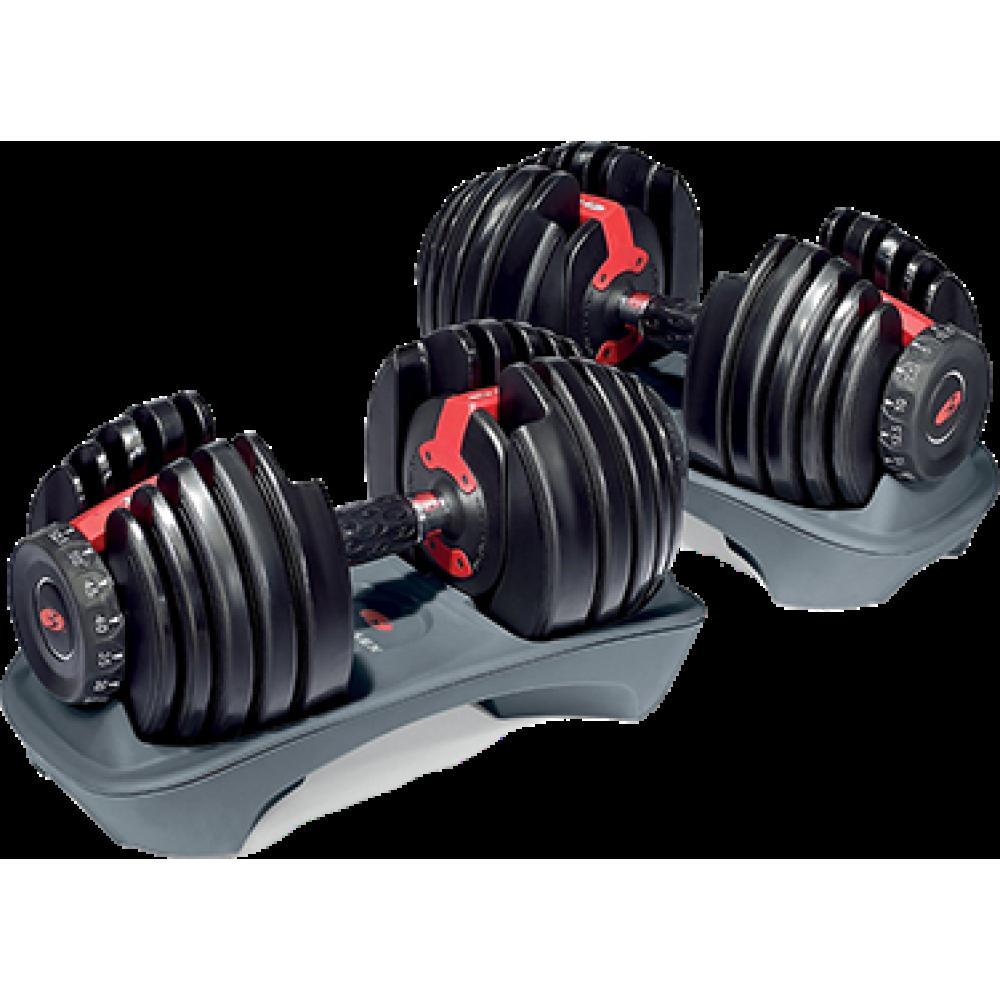 Гантели Bowflex 2 шт по 5-40 кг