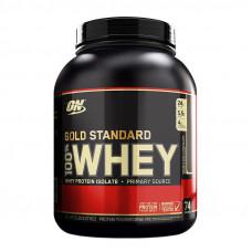 100% Whey Gold Standard (2,3 kg, banana)