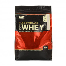 100% Whey Gold Standard (4,5 kg, delicious strawberry)