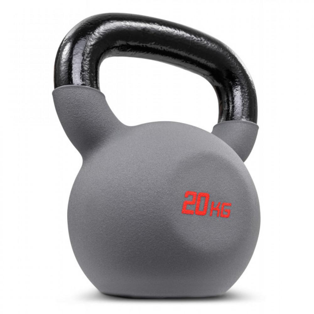 Гиря Hop-Sport металлическая 20 кг
