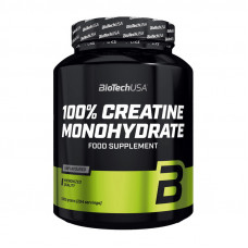 100% Creatine Monohydrate (1 kg, unflavored)