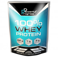 100% Whey Protein (1 kg, forest fruit)