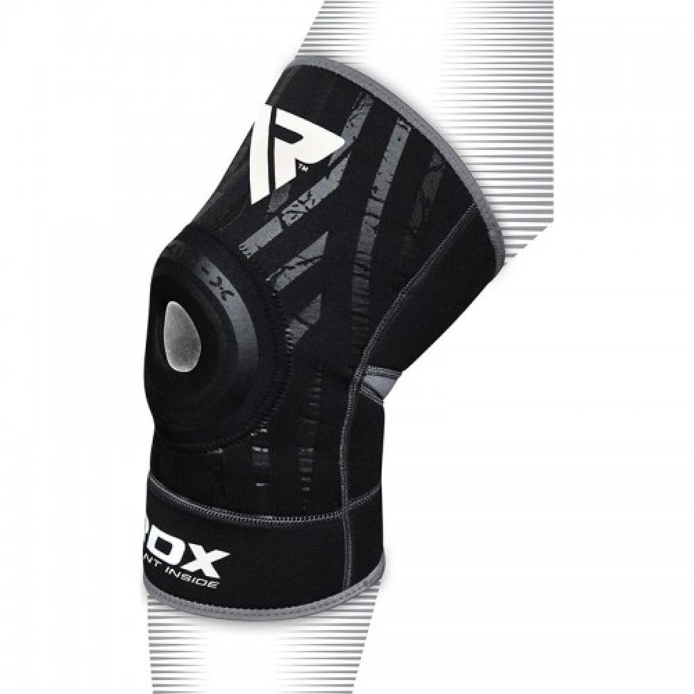 Наколенник спортивный неопреновый RDX New S/M (1 шт)