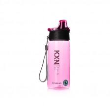 Бутылка для воды CASNO 580 мл KXN-1179 Розовая