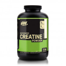 Creatine (600 g, unflavored)