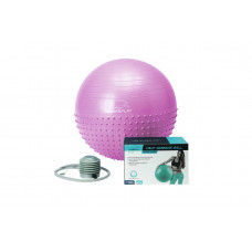 Мяч для фитнеса PowerPlay 4003 75см Сиреневый