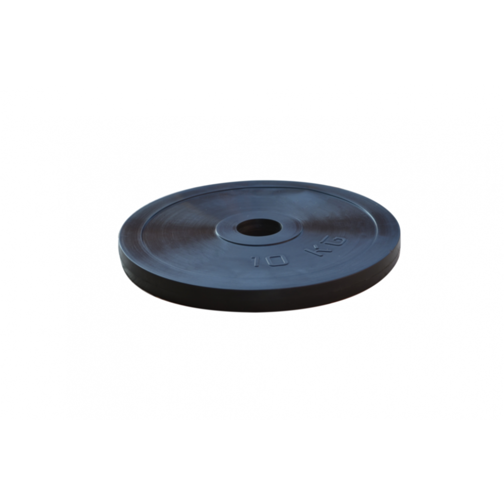 Блин RN Sport обрезиненный 10 кг (26,5 мм)