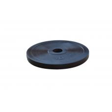 Блин RN-Sport стальной обрезиненный 10 кг - 27 мм
