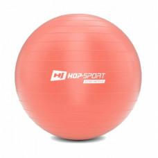 Фитбол Hop-Sport 65cm HS-R075YB light pink + насос