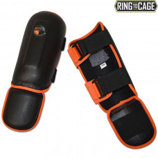 Детские щитки для защиты голени и стопы RING TO CAGE RTC-5069
