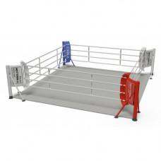 Ринг для бокса V`Noks напольный 6,5*6,5 м