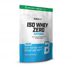 Iso Whey Zero Natural (1,816 kg, vanilla cinnamon)