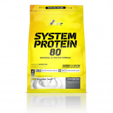 System Protein 80 (700 g, chocolate)