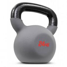 Гиря Hop-Sport металлическая 24 кг