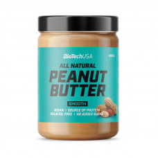 All Natural Peanut Butter (400 g, smooth)