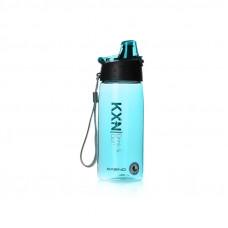 Бутылка для воды CASNO 580 мл KXN-1179 Голубая