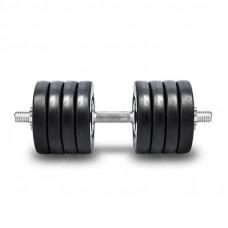 Гантели Elitum 2 шт по 12 кг