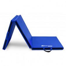 Матрас гимнастический складной 5cm HS-065FM синий