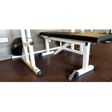 Набор резинового покрытия №2 для домашнего спортзала 4 кв. метра, 20 мм толщина.