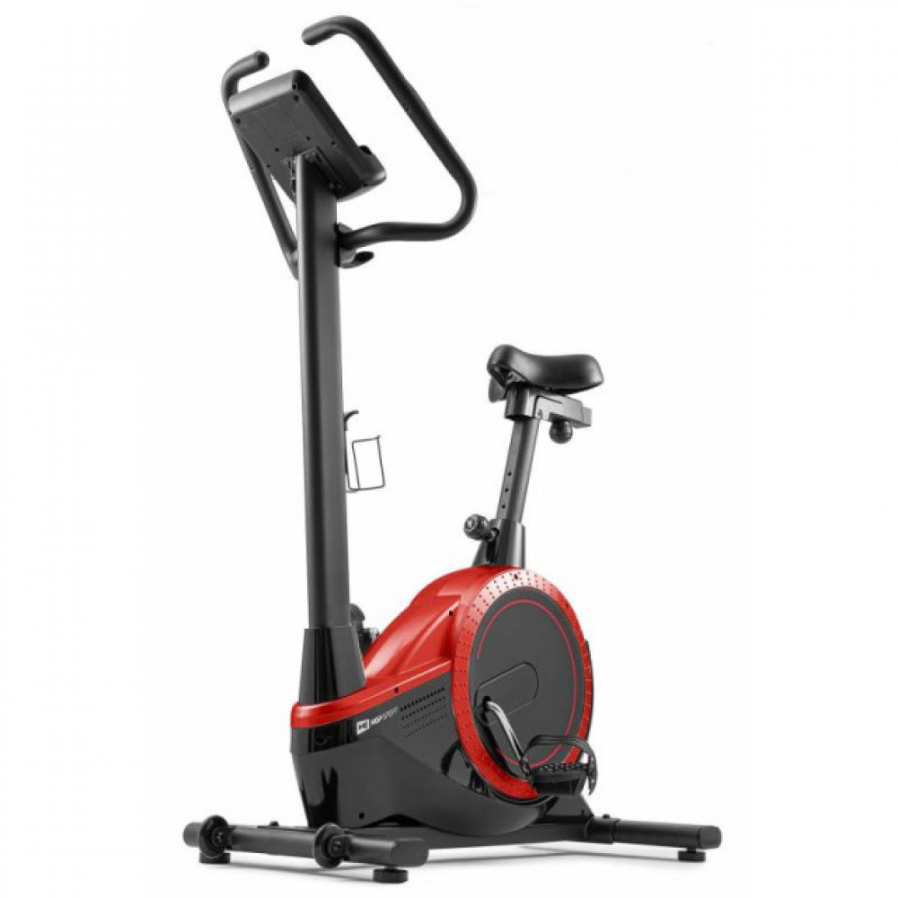 Велотренажер Hop-Sport HS-060H Exige black / red 2020