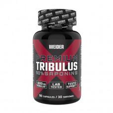 Premium Tribulus 90% saponins 1,800 mg (90 caps)