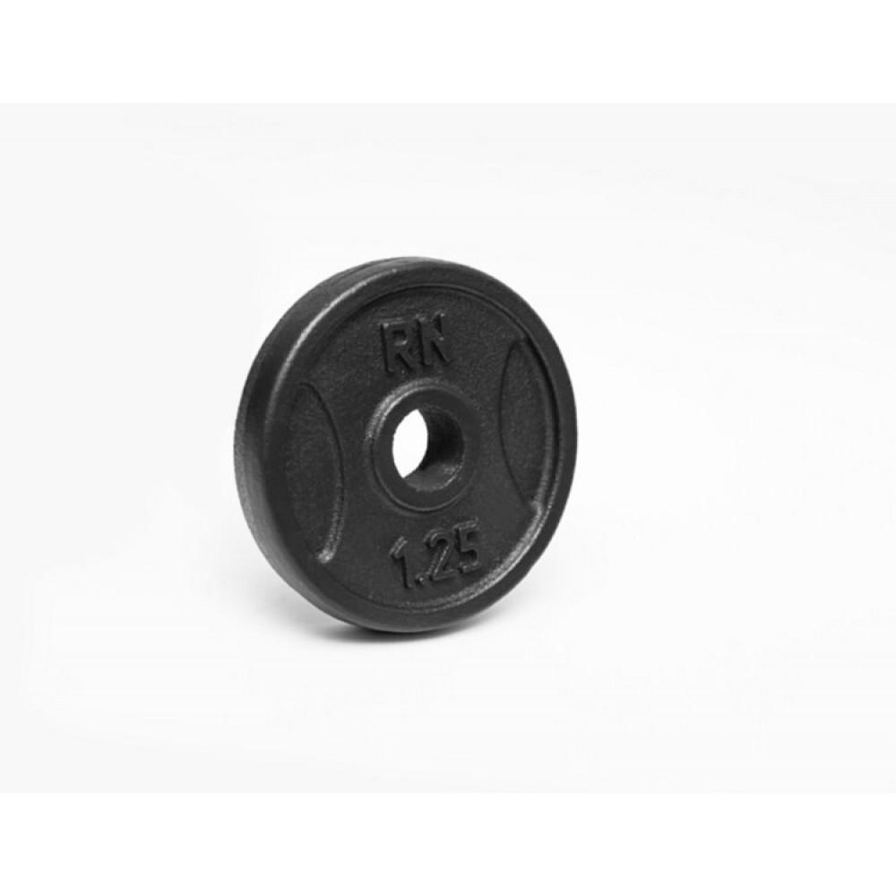Блин RN Sport металический 1.25 кг (26,5 мм)