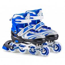 Ролики 3W1 HS-8101 Speed S синие