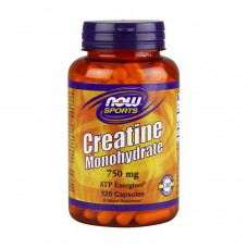 Creatine 750 mg (120 caps)