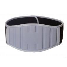 Пояс для тяжелой атлетики PowerPlay 5425 Серый (Неопрен) XL