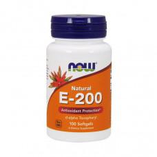 E-200 (100 softgels)