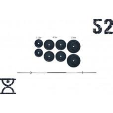 Штанга RN Sport 52 кг