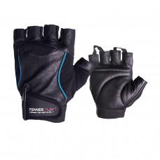 Перчатки для фитнеса PowerPlay 2128 Черные M