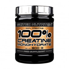 100% Creatine Monohydrate (300 g, unflavored)