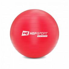 Фитбол Hop-Sport 45cm HS-R055YB red + насос