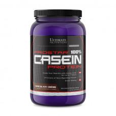 Prostar 100% Casein Protein (907 g, chocolate cream)