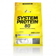 System Protein 80 (700 g, strawberry)