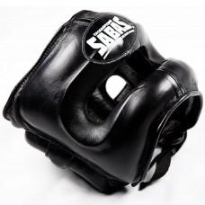 Боксерский шлем с бампером SABAS SHG-5061