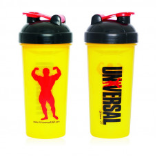 Shaker (700 ml, yellow)