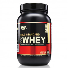 100% Whey Gold Standard (909 g, double rich chocolate)