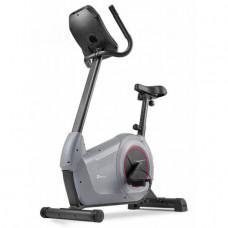 Велотренажер Hop-Sport HS-100H Solid gray iConsole + mat