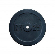 Блин 25 кг на гриф 25 мм
