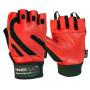 Перчатки для фитнеса PowerPlay 1586 Красные M