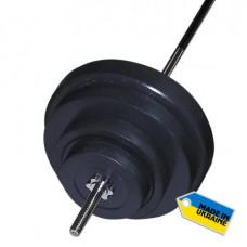 Штанга Newt Rock 107 кг