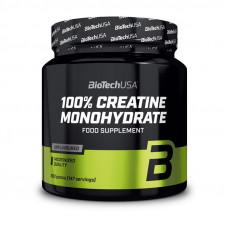 100% Creatine Monohydrate (банка) (500 g, unflavored)