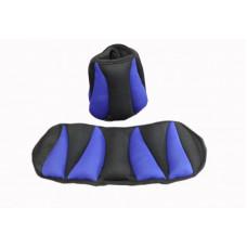 Утяжелители для ног и рук EVROTOP ( 1 кг * 2 шт)