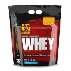Mutant Whey (4,5 kg, triple chocolate eruptio)