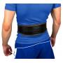 Пояс для тяжелой атлетики PowerPlay 5084 Черно-Желтый S