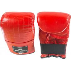 Снарядные перчатки кожа BoyBo красн, XL, SF13-33-5 L