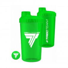 Shaker #TrecTeam (700 ml, green)